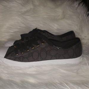 Coach Shoes size 9.5